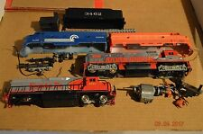 Vintage Athearn Bachmann TYCO Life Like other HO Train Parts Lot TP C3
