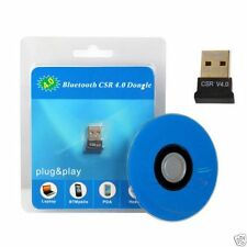 20M 3Mbps Mini USB 4.0 Bluetooth CSR 4.0 3.0 Dongle Dual Mode Wireless Adapter