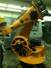 1-USED KUKA TYPE KR 150/2 6 AXIS CNC ROBOT