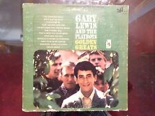 1982 MONO LP - GARY LEWIS & PLAYBOYS - GOLDEN GREATS