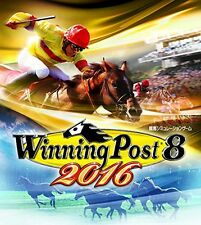 PS4 Winning Post 8 2016 Japan