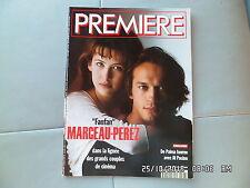 PREMIERE N°196 JUILLET 1993 SOPHIE MARCEAU VINCENT PEREZ   I26