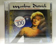 MARLENE DIETRICH - DER BLONDE ENGEL MARLENE 100 CD NEU & OVP 724353743826   REG2