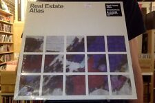 Real Estate Atlas LP sealed 180 gm vinyl + mp3 download