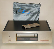 Satin Campagne Gold Accuphase DP-65 CD Player Mint In Box
