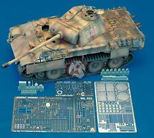 Royal Model 1/35 Panther A Sd.Kfz.171 Late Type Update (for Dragon 6168) 322