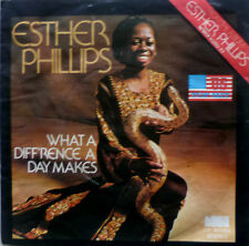 """7"""" ESTHER PHILLIPS What A Difference A Day Makes /VG++"""