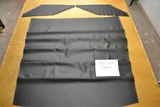 1968 68 1969 69 CAMARO FIREBIRD BLACK CARBON FIBER LOOK VINYL HEADLINER USA MADE