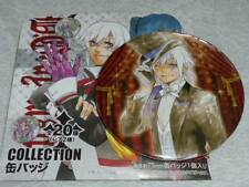 D.gray-man Collection Can Badge Allen Walker Tuxedo Jump Shop Limited Anime F/S