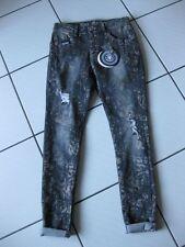NEU:  Blue Monkey Damen Jeans Boyfriend Maya 1047 Gr. 31/32