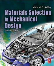Material Selection In Mechanical Design 4th Int'l Edition