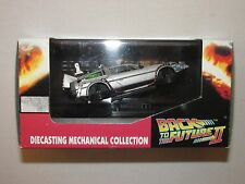 New in Box!! Back to the Future II Delorean Time Machine * Skynet * FREE SHIP