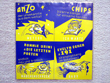 Single / LIEBESTOLL-EP / ANZO / CHIPS / RONNIE URINI & DIE LETZTEN POETEN / RAR