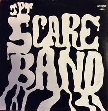 JPT Scare Band, Acid Acetate Excursion LP, RARE Heavy PSYCH, Private #611/750
