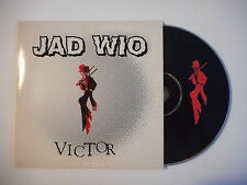 JAD WIO : VICTOR [ CD SINGLE PORT GRATUIT ] * RARE PROMO SAMPLER 3 TITRES