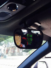 Safety Adjustable Car Back Seat Blind Spot Mirror Rear View Baby Care w/ Sucker