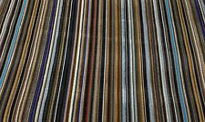 PAUL SMITH MAHARAM EPINGLE STRIPE CARAMEL VELVET DESIGNER FABRIC BY THE YARD
