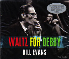 BILL EVANS - WALTZ FOR DEBBY (NEW SEALED 2CD)