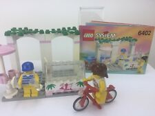 Lego System 6402 Paradisa Roadside Cafe With Instructions