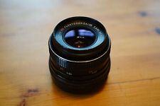 35mm f2.4 Carl Zeiss Jena DDR MC Flektogon M42 Mount Fast Prime Lens #10445907