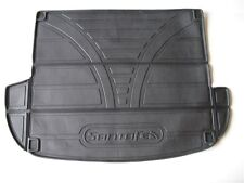 07 08 09 10 11 12 HYUNDAI SANTA FE REAR TRUNK CARGO COVER FLOOR MAT RUBBER #2
