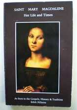 SAINT MARY MAGDALENE Her Life and Times by E. Filliette Illustrated
