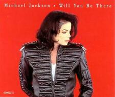 Michael Jackson - Will You Be There (4 trk CD / Listen)