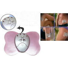 Mini Electronic Body Muscle Butterfly Massager Slimming Vibration Fitness