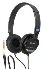 Sony SH02 Professional stereo headphone for Canon XH-A1 XH-A1s XHA1 XHA1s audio