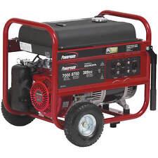 Powermate 7000 Watt Portable Generator w/ Honda GX Engine