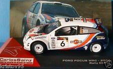 FORD FOCUS WRC #6 2000 RALLYE DE CHYPRE COLLECTION SAINZ MOYA 1/43 IXO ALTAYA