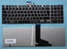Tastatur Toshiba Satellite P855-30R P855-S5200 LED Beleuchtet Backlit Keyboard