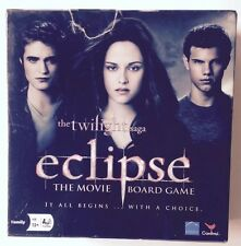 The Twilight Sage Eclipse The Movie Board Game 2010