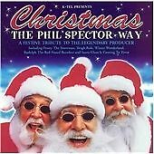 Christmas - The Phil Spector Way, Various, Good CD