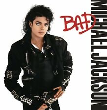"MICHAEL JACKSON Bad Reissue 12"" LP Vinyl NEW"