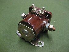 Starter Solenoid Switch 1975-1977 AMC W/ Auto.Trans. Ford Tractor 12V Marine