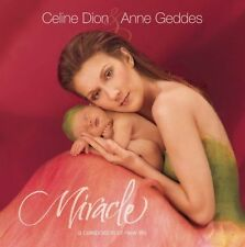 CELINE DION & ANNE GEDDES Miracle CD BRAND NEW