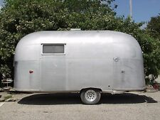 1959 Airstream Trailer, 18 foot Traveler