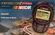 Racing Pro NASCAR Stopwatch Trivia Game & More By Excalibur Ultimate Fan Item