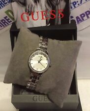 Guess Stainless Steel Bracelet Watch 23mm Watch U0693L1 NEW! only listing!!!