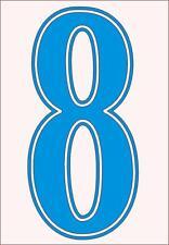 Numero maglia calcio per just per cifre) DA STIRARE/vinile trasferimento a caldo