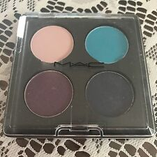 "BNWOB, MAC Eyeshadow Quad ""CHROMEZONE 2"" Discontinued, Rare, HTF"