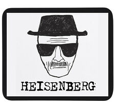 "PERSONALISED CUSTOM ""BREAKING BAD HEISENBERG"" MOUSE MAT / PAD - PC/Laptop- Gift"