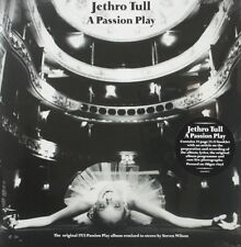 A Passion Play   Jethro Tull Vinyl Record