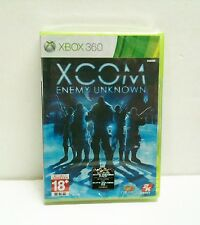 Xbox 360 XCOM Enemy Unknown Brand New Factory Sealed NTSC J Japanese Game