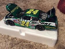 2006 JEFF GORDON COLOR CHROME DUPONT NICORETTE 4 OUT OF THE FIRST 100 MADE 2508