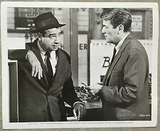 MIRAGE Edward Dmytryk GREGORY PECK Walter Matthau Original Photo 1965  *