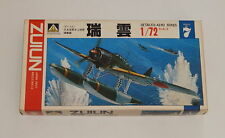 Aoshima Zuiun Japan Navy AM22 EI6A I-2 Detailed Aero Series No. 7 1/72 Model Kit