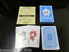 "Nintendo Playing Card Co Very Cute Cat ""Chi's Sweet Home"" New Old stock"