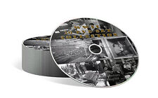 Huge WWII Film Library 20 DVDs, War and Bombing Collection, Movies Collection